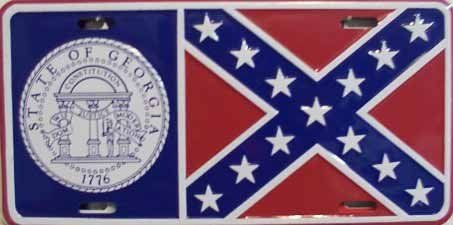 Top 7 Confederate Flag License Plate - License Plate Frames