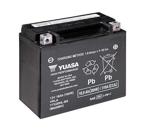 Top 9 YTX20HL-BS Yuasa - Powersports Batteries