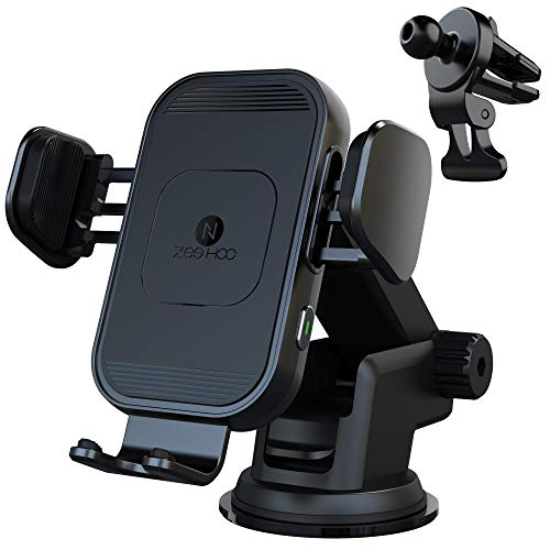Top 10 Qi Wireless Charger Car Mount - Cell Phone Automobile Chargers