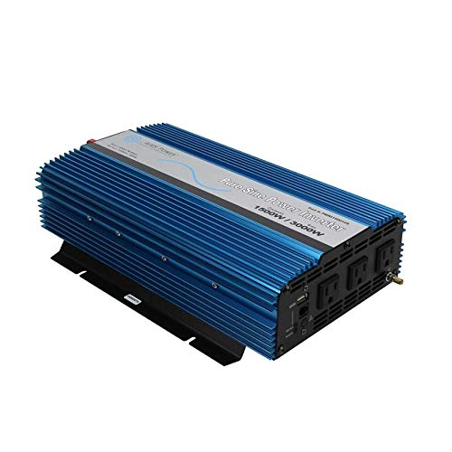 Top 10 AIMS Pure Sine Wave Inverter 24V - Power Inverters