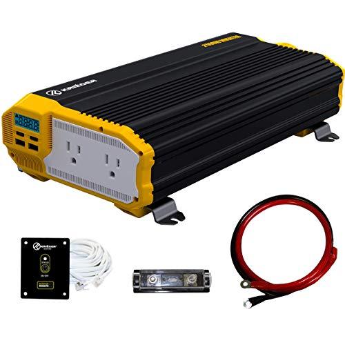 Top 10 Inverter 12V to 110V 2000 Watts - Power Inverters