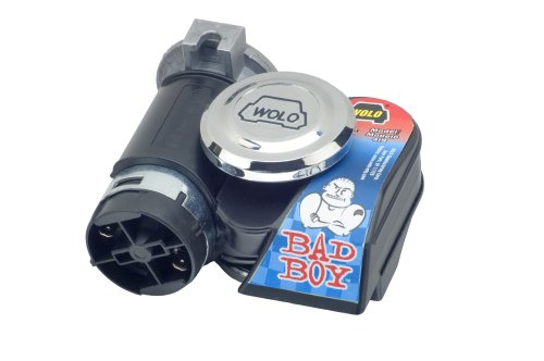 Top 10 Wolo Bad Boy Air Horn - Automotive Replacement Electrical Equipment