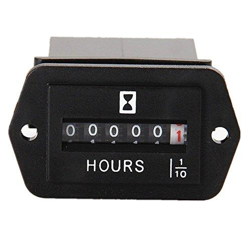 Top 10 Hour Meter 12V - Automotive Replacement Hour Meter Gauges