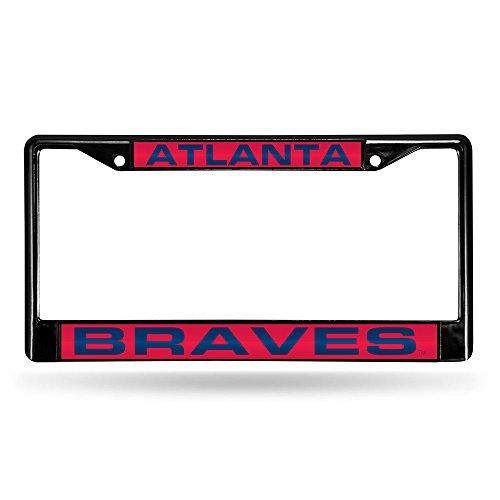 Top 10 Atlanta Braves License Plate Frame - Sports Fan License Plate Frames