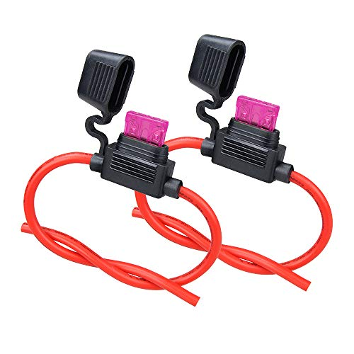 Top 9 Fuse Holder 10AWG - Automotive Replacement Fuse Holders