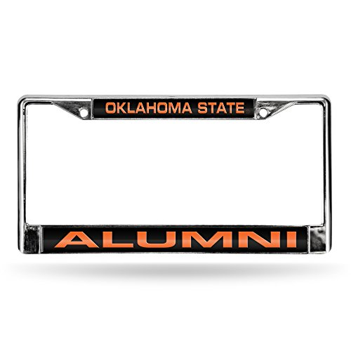 Top 8 Oklahoma State License Plate - Sports Fan License Plate Frames