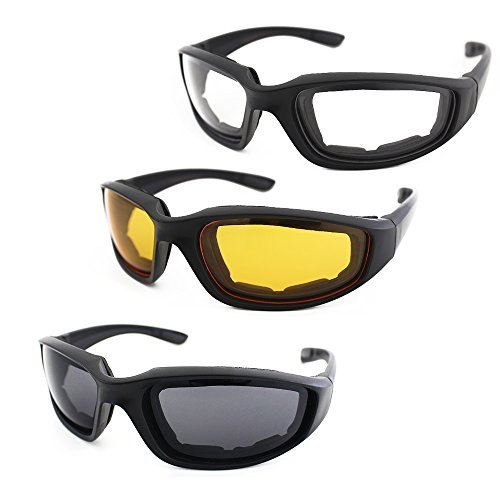 Top 10 Goggles for Motorcycle Riding - Powersports Goggles