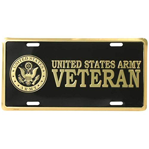 Top 8 Army License Plate - License Plate Frames