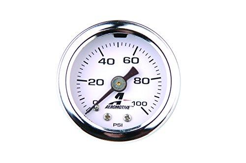 Top 9 Mechanical Fuel Pressure Gauge - Automotive Replacement Fuel Pressure Gauges