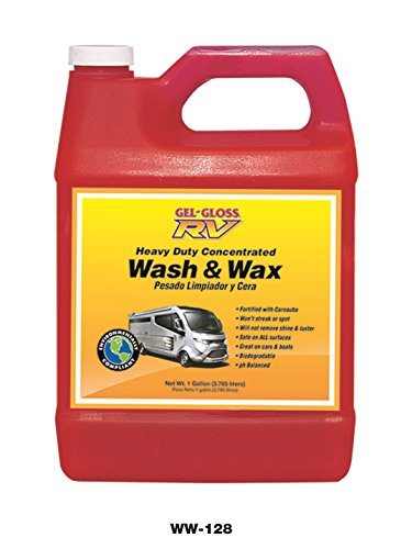 Top 10 Gel Gloss RV Wash and Wax - Waxes