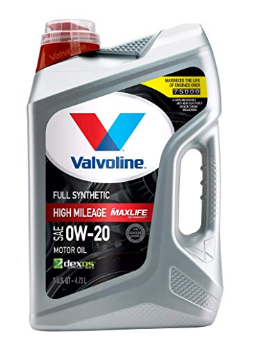 Top 10 Ow-20 Full Synthetic Oil High Mileage - Motor Oils