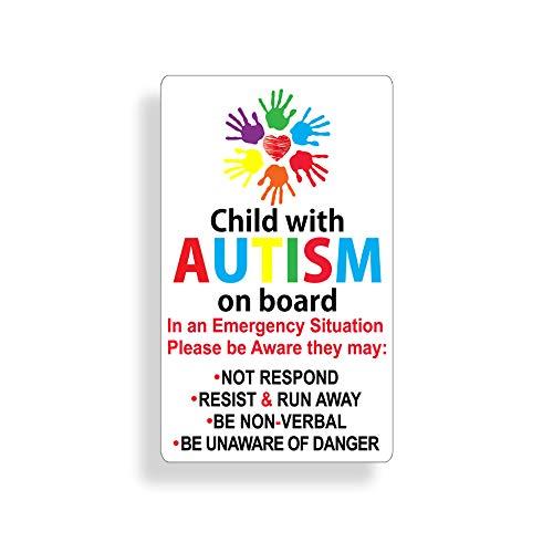 Top 10 Autism Awareness Sticker - Bumper Stickers, Decals & Magnets