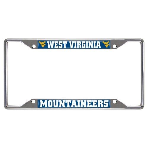 Top 10 WV License Plate Frame - Sports Fan License Plate Frames