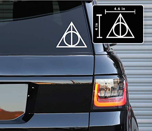Top 7 Harry Potter Decal - Bumper Stickers, Decals & Magnets