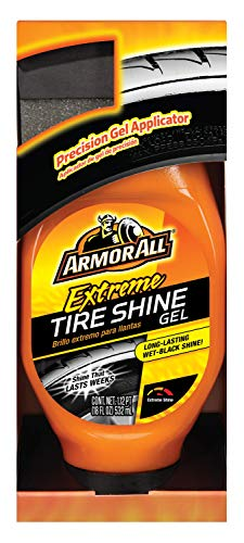 Top 10 Tire Shine Gel - Automotive Tire Care