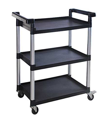 Top 10 Utility Cart with Wheels - Tool Utility Shelves