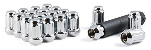 Top 5 Gorilla Lug Nuts Acorn Bulge 1/2 x 20 - Wheel & Tire Lug Nuts