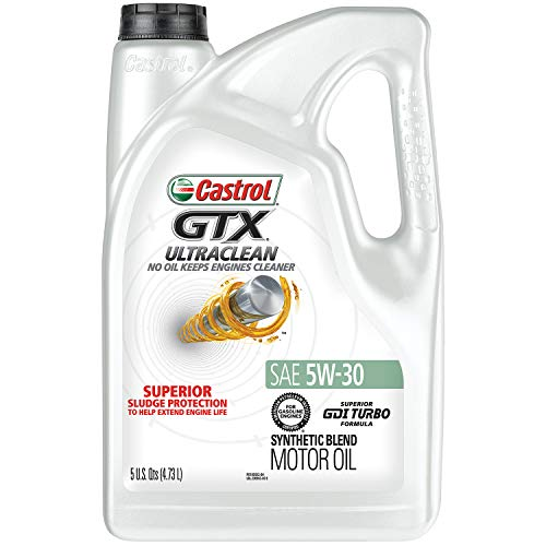 Top 9 5w30 Conventional Motor Oil - Motor Oils