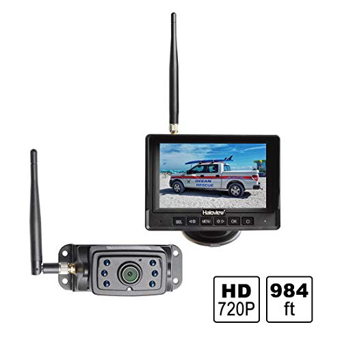 Top 10 Look It Wireless Backup Camera - Vehicle Backup Cameras