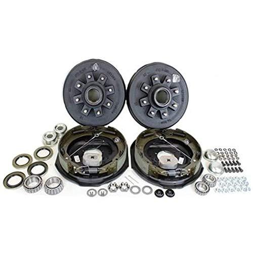 Top 8 7000 lb Trailer Axle - Automotive Replacement Brake Trailer Brakes