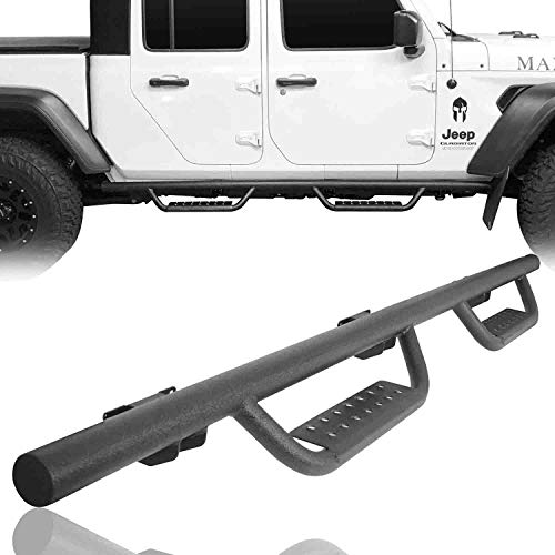 Top 10 Gladiator Side Steps - Running Boards
