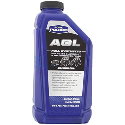 Top 8 AGL Polaris Transmission Fluid - Gear Oils