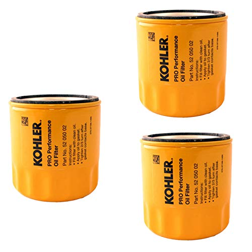 Top 6 Kohler 52 050 02-S Engine Oil Filter - Automotive Replacement Oil Filters