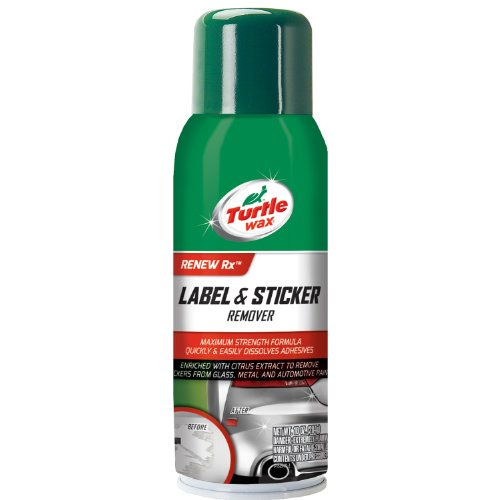 Top 9 Label and Sticker Remover - Solvents