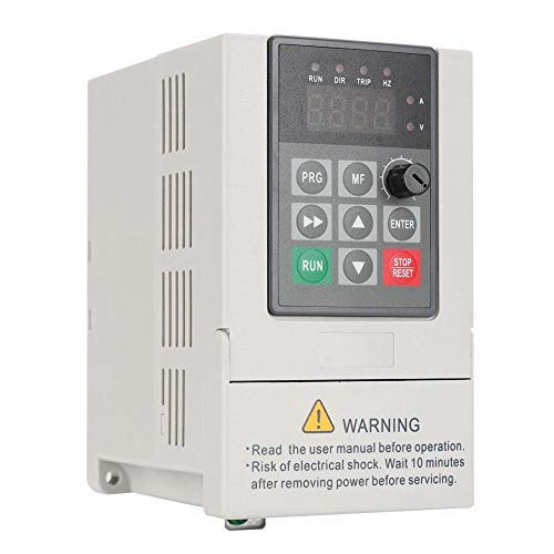 Top 8 VFD Inverter Single to 3 Phase - Power Inverters
