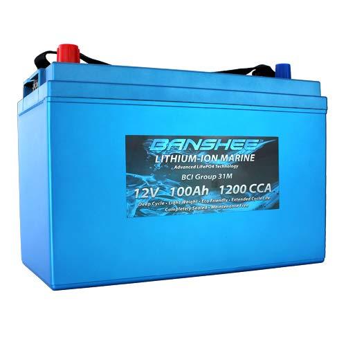 Top 10 Banshee Battery Lithium - Automotive Replacement Batteries