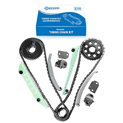 Top 9 Sprocket and Chain Kit - Automotive Replacement Engine Timing Part Sets & Kits