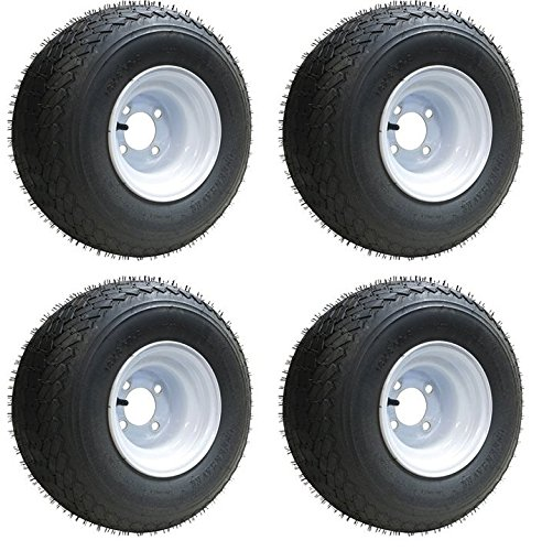 Top 10 Golf Cart Tires and Rims - Golf Cart Tire & Wheel Assemblies