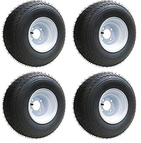 Top 10 Golf Cart Tires and Rims - Golf Cart Tire & Wheel Assemblies