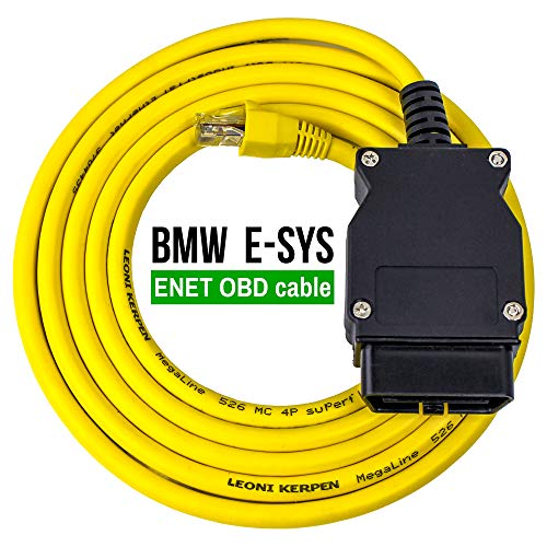 Top 10 ENET Cable BMW - Code Readers & Scan Tools