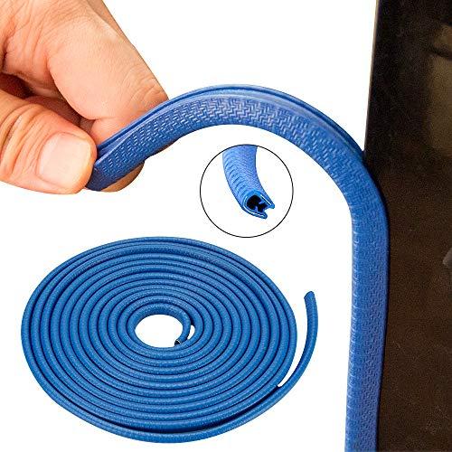 Top 10 Door Edge Guard Blue - Automotive Door Entry Guard