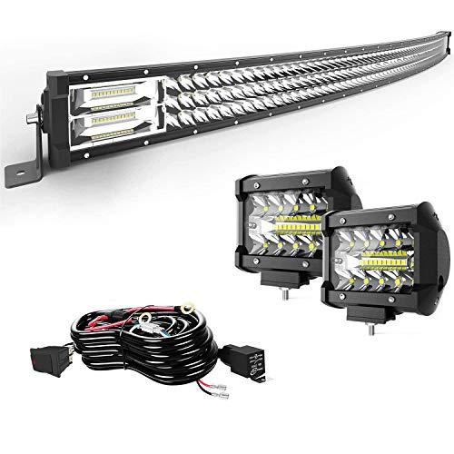 Top 10 Curved LED Light Bar 32 Inch - Automotive Light Bars