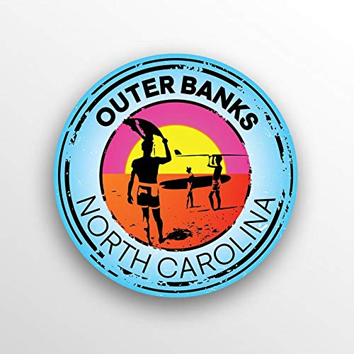 Top 9 Outer Banks Sticker - Bumper Stickers, Decals & Magnets
