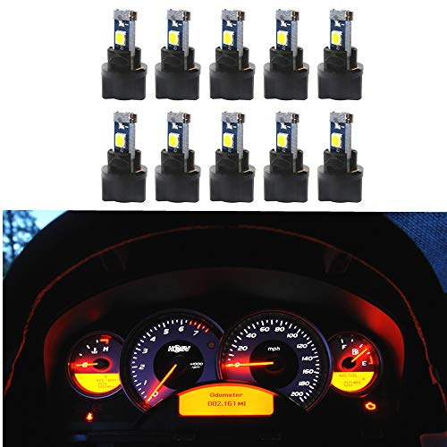 Top 10 Pc74 Instrument Cluster Bulbs - Automotive Replacement Lighting Products