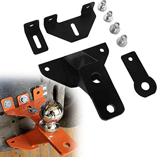 Top 10 Sleeve Hitch for Garden Tractors - Towing Hitch Receivers