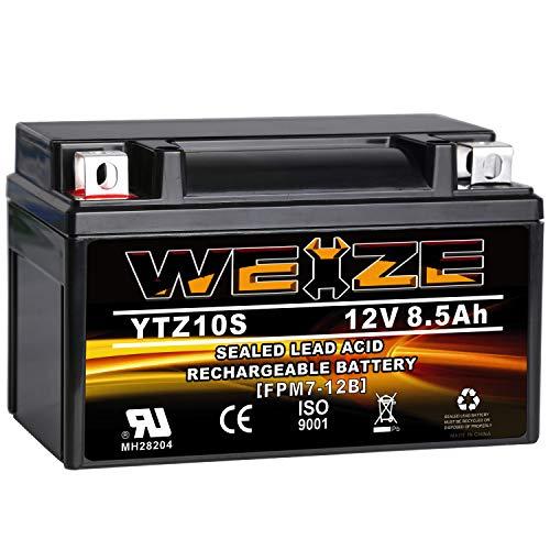 Top 9 BTZ10S Battery - Powersports Batteries