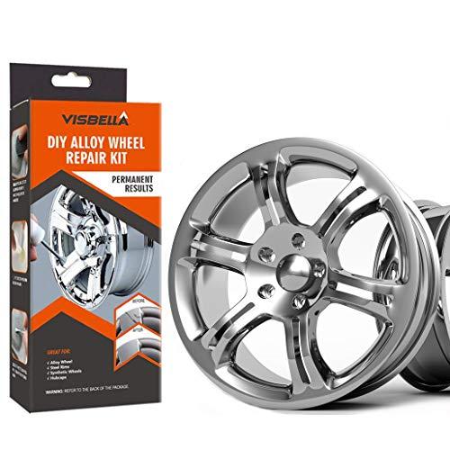 Top 7 Alloy Rim Repair Kit - Automotive Wheel Care