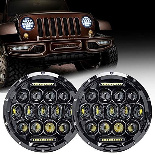 Top 10 2002 Jeep Wrangler Accessories - Automotive Headlight Assemblies