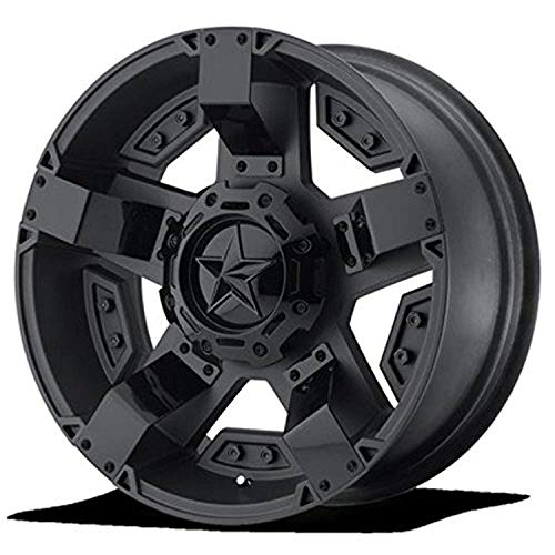 Top 2 XD811 Rockstar II - Passenger Car Wheels