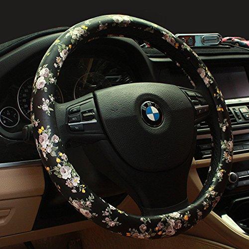 Top 10 Floral Steering Wheel Cover - Steering Wheel Accessories
