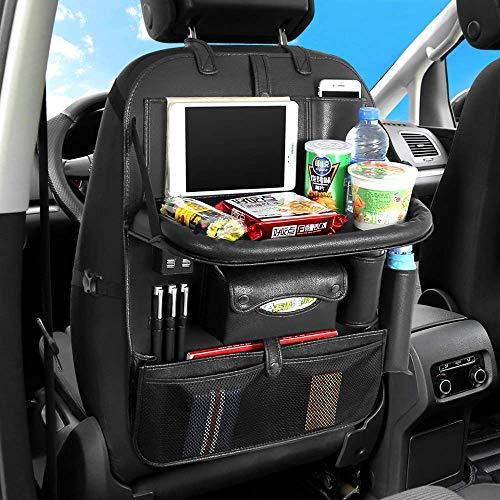 Top 10 Backseat Car Organizer with USB - Automotive