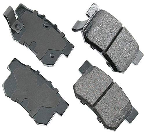 Top 10 Akebono ACT537 Brake Pad kit - Automotive Replacement Brake Pads