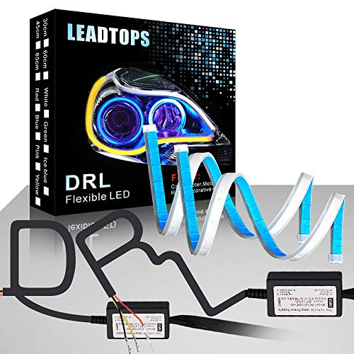Top 10 DRL LED Lights for Cars - Automotive Daytime Running Lamp Modules