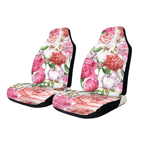 Top 10 Peony Seat Covers - Automotive Seat Cover Accessories