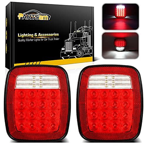 Top 8 Jeep TJ Tail Lights - Automotive Tail Light Assemblies