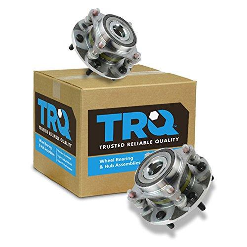Top 6 TRQ Front Wheel Hub & Bearing Assembly - Automotive Replacement Hub Assemblies Bearings